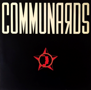 Communards (The) - Communards (LP) (G-VG/VG-)